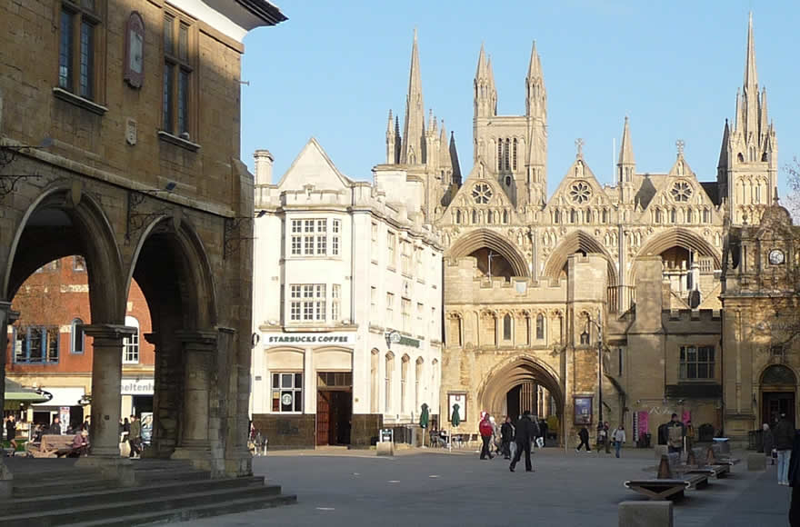Peterborough City Centre