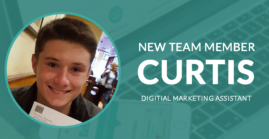 New Team Member - Curtis