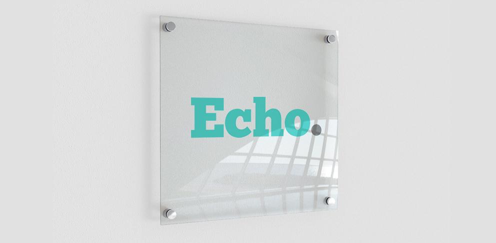 Echo's New Office in Lynch Wood