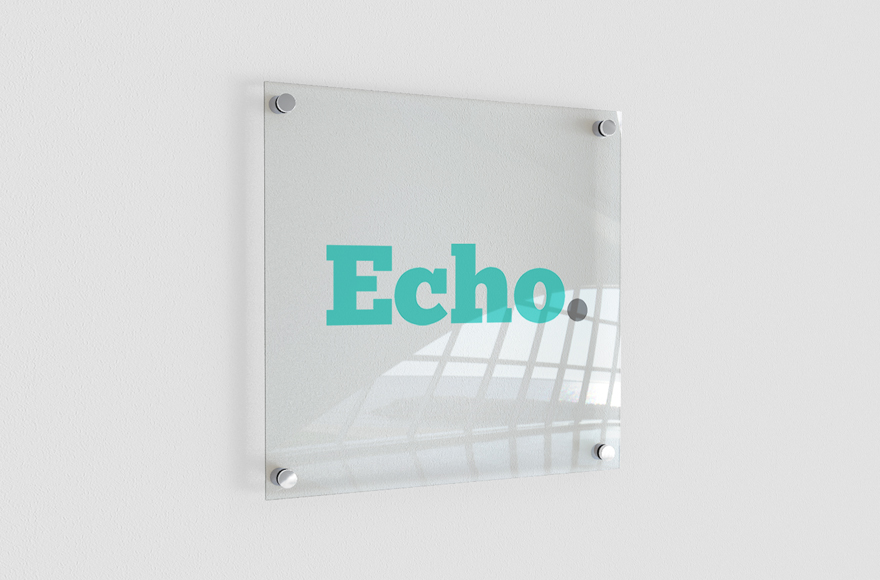 Echo's New Office in Lynch Wood