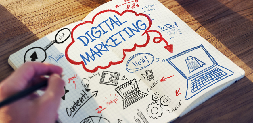 New Vacancy! Digital Marketing Executive