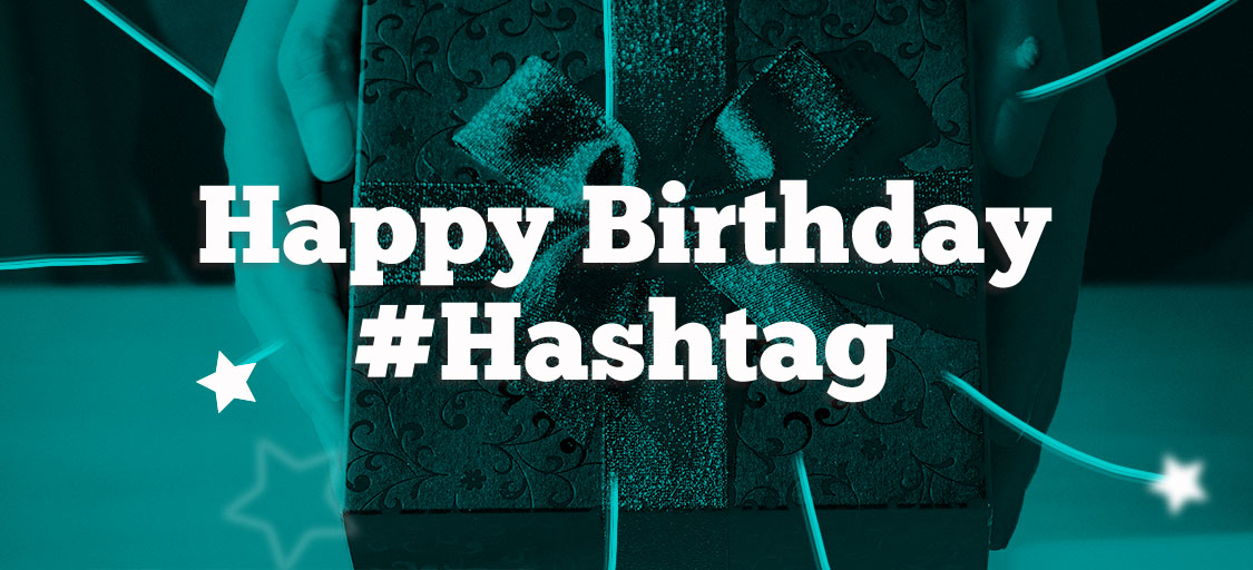 Echo Insight: Happy Birthday Hashtag