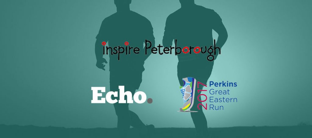 Echo are running the Perkins Great Eastern Run for Inspire Peterborough