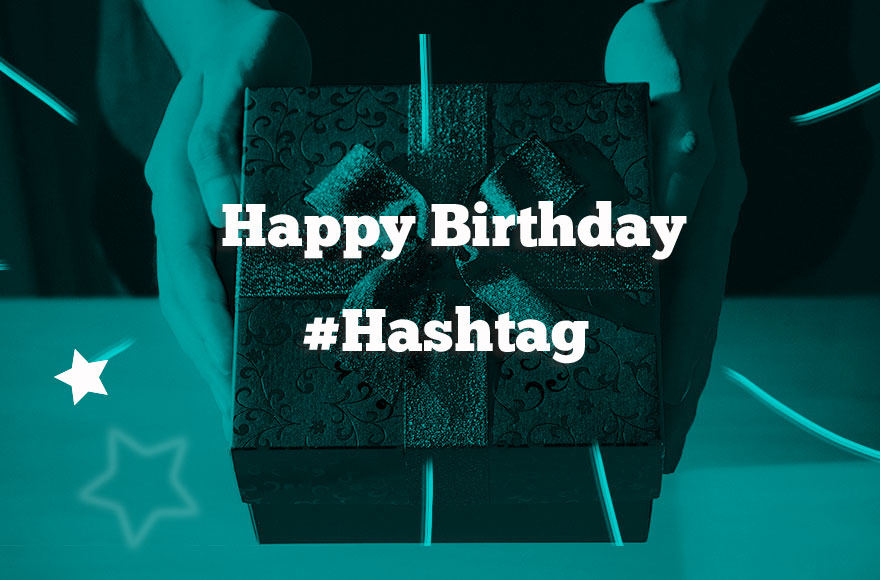 Echo Insights: #Hastag10 today