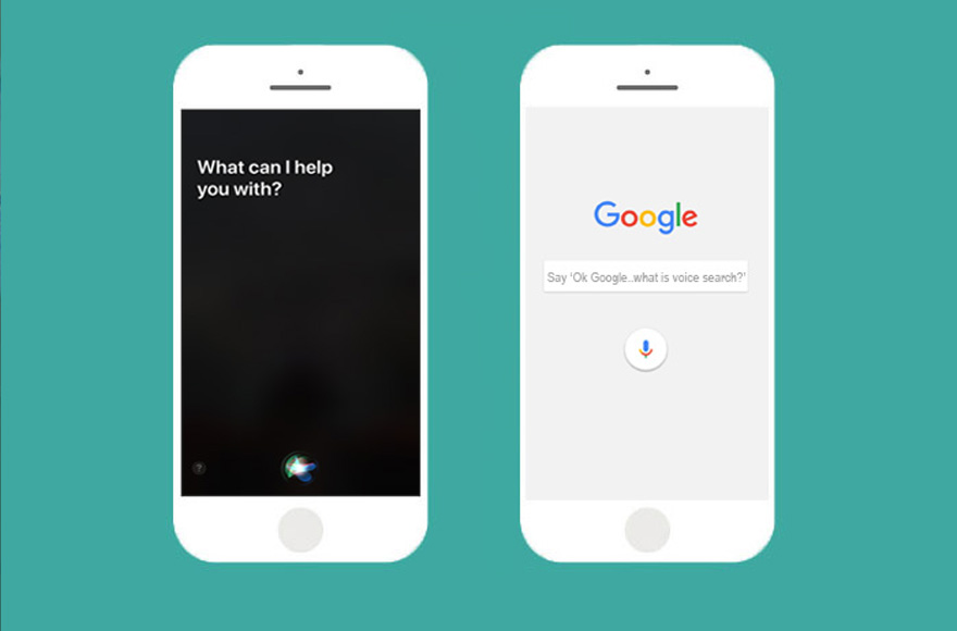 Voice Search Image