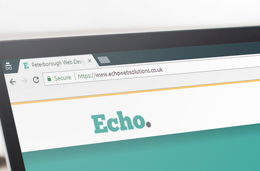 SSL certification from Echo Web Solutions