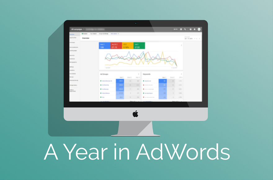 Changes in Google Adwords