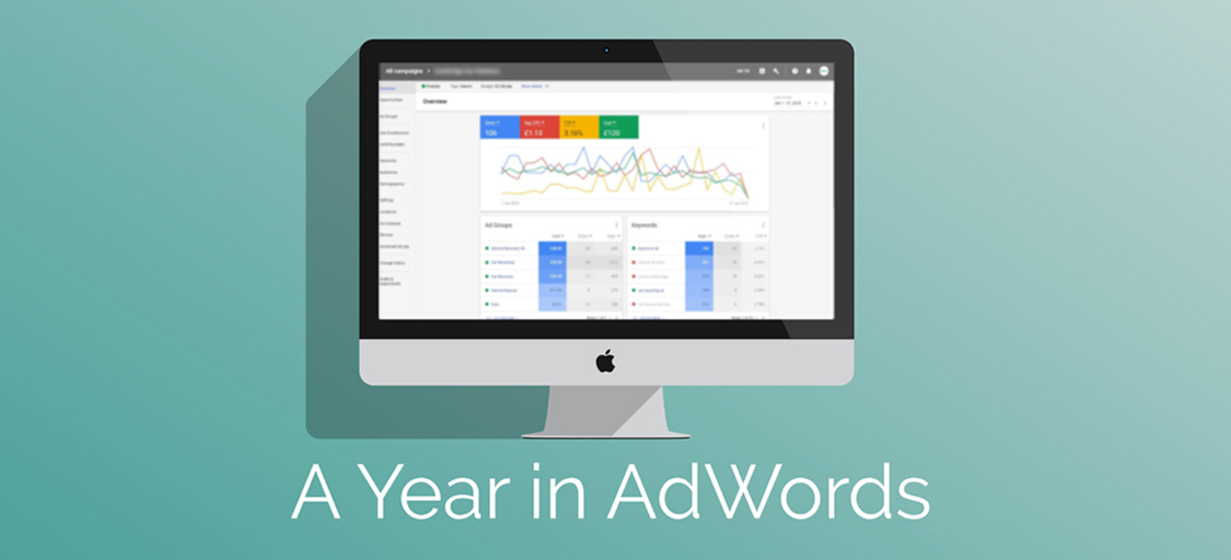 Adwords Review and 2018 Predictions