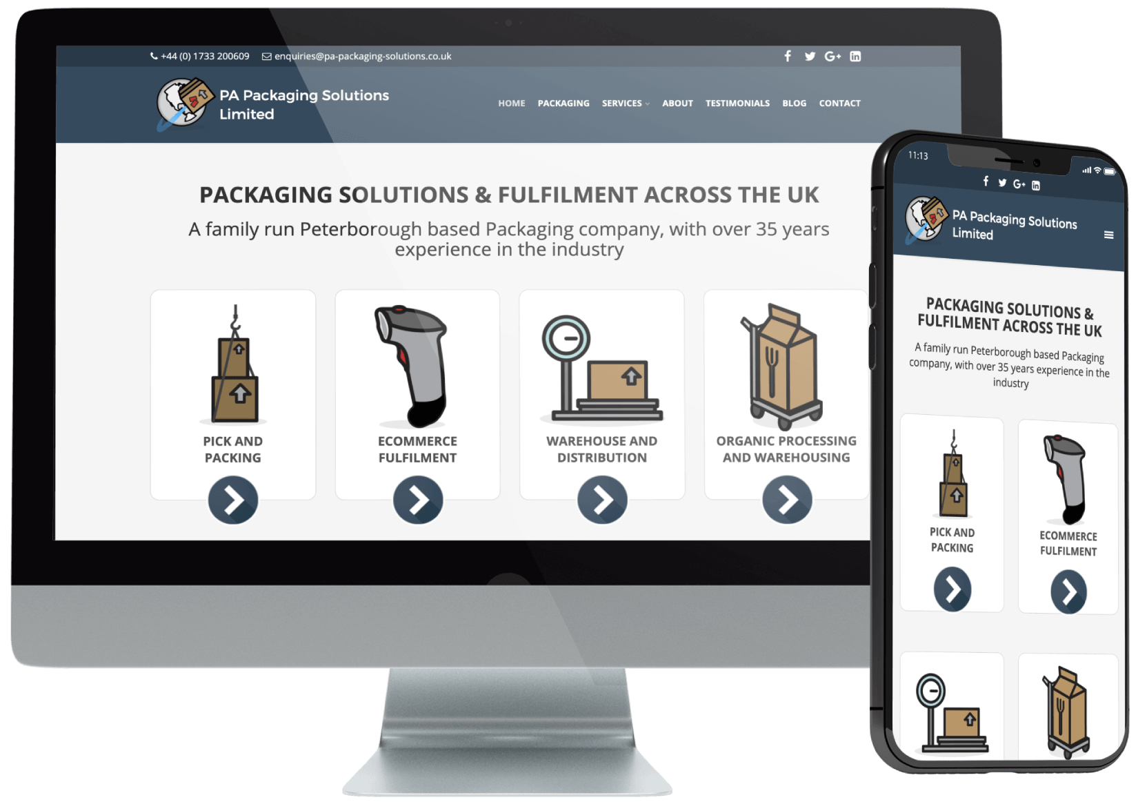 PA Packaging Solutions